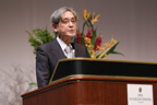 Recognition of 2016 C&C Prize Recipients by Dr. Tomonori Aoyama, Chairman of Awards Committee