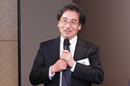 Congratulatory talk by Dr. Yoshinori Hara of Kyoto University